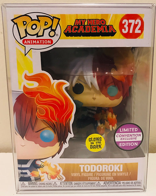 Todoroki #372 - My Hero Academia Limited Edition Convention Exclusive