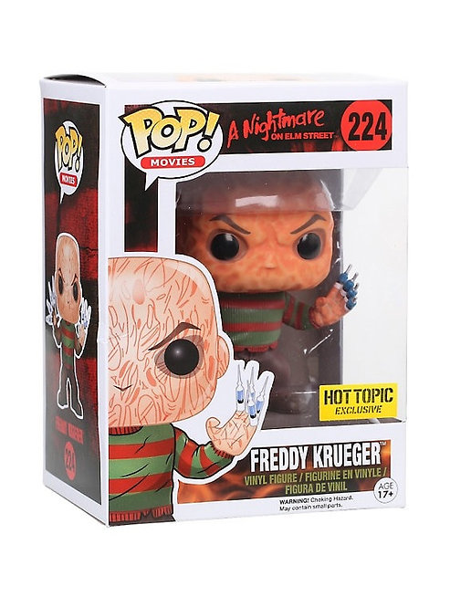 Freddy Krueger #224 - Hot Topic Exclusive
