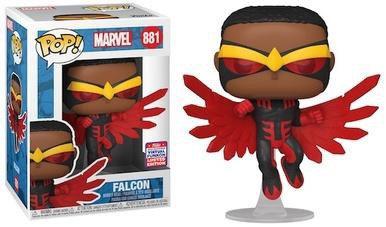 Falcon #881 - Marvel 2021 Funkon Exclusive (Virtual Sticker)
