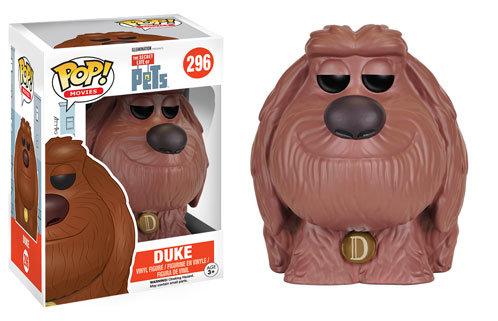 Duke #296 Secret Life Of Pets Funko Pop!