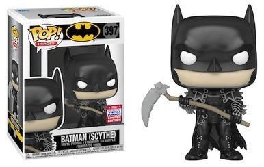 Batman (Scythe) #397 - 2021 Funkon Exclusive (Virtual Sticker)