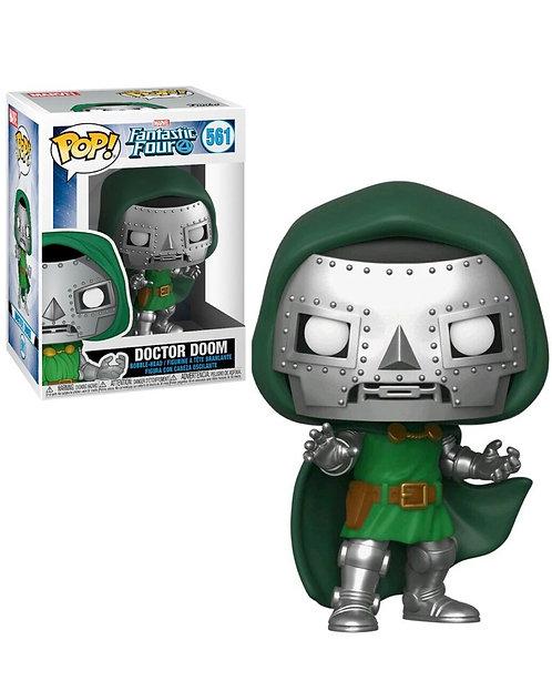 Doctor Doom #561 - Marvel Fantastic Four