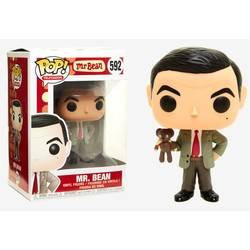 Mr. Bean w/ Teddy Bear #592