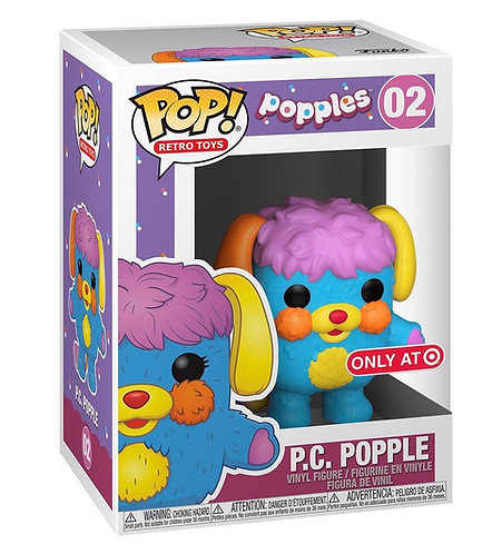 P.C. Popple #02 - Popples Target Exclusive