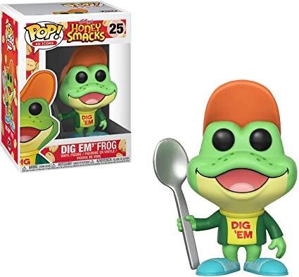 Dig 'em Frog #25 - Honey Smacks