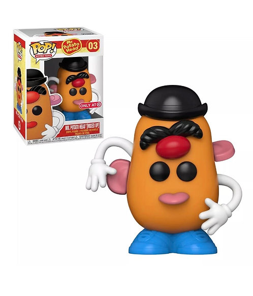 Mr. Potato Head (Mixed Up) #03 - Retro Toys Target Exclusive