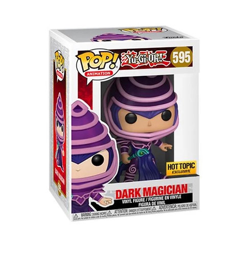 Dark Magician #595 - Yu-Gi-Oh Hot Topic Exclusive