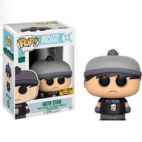 Goth Stan #13 - South Park Hot Topic Exclusive (Box Damage)