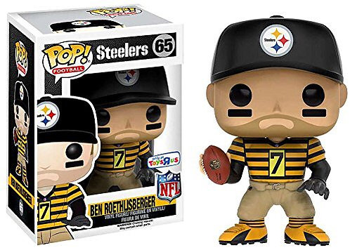 Ben Roethlisberger #65 - Pittsburgh Steelers Toys R Us Exclusive