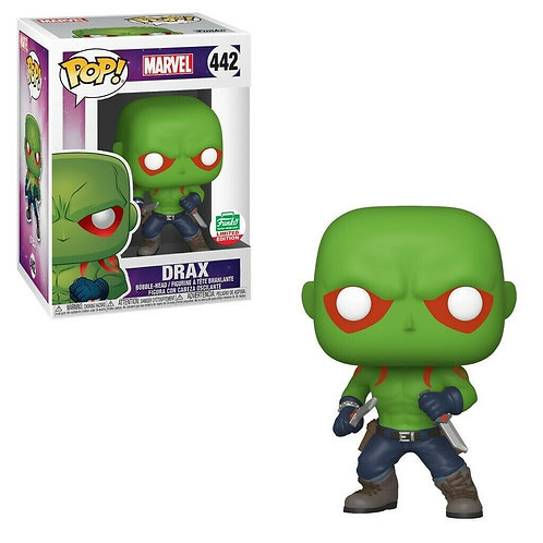 Drax #442 - Marvel Guardian of the Galaxy Holiday Funko Exclusive