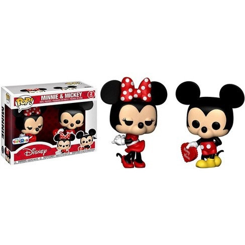 Minnie and Mickey 2-Pack - Toys R Us Exclusive