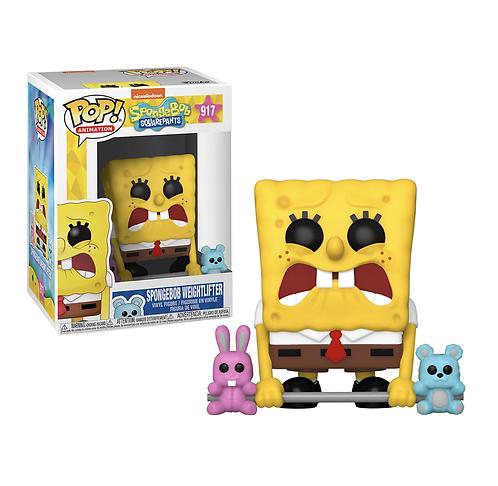 Spongebob Weightlifter #917 - Nickelodeon Hot Topic Exclusive