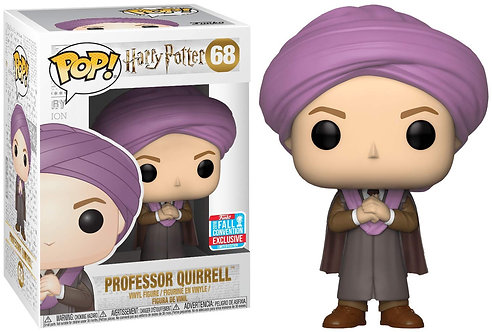 Professor Quirrell #68 - Harry Potter NYCC Exclusive
