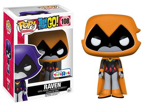 Raven (Orange) #108 - Teen Titans Go! Toys R Us Exclusive