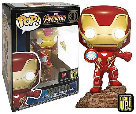 Iron Man #380 - Avengers Walgreens Exclusive (Lights Up!)