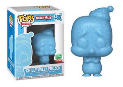Chilly Willy #485 - Funko Shop 12 Days of Christmas Exclusive