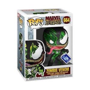 Zombie Venom #664 - Marvel Zombies Game Stop Funko Club Exclusive