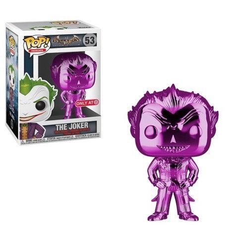The Joker #499 - Purple Chrome Target Exclusive
