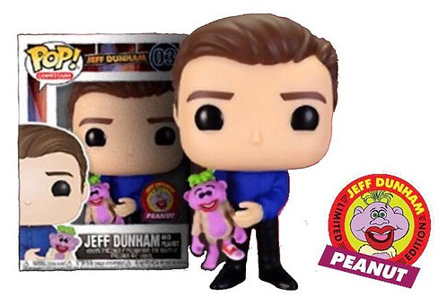 Jeff Dunham and Peanut #03 Exclusive