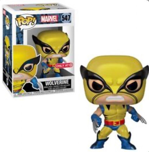 Wolverine #547 - Marvel Target Exclusive (Metallic)