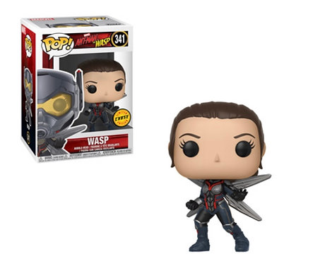 Wasp #341 from Ant-Man CHASE!
