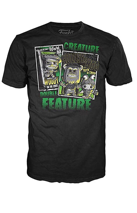 Disney's Toy Story Woody Sulley & Boo Halloween Amazon Exclusive T-Shirt
