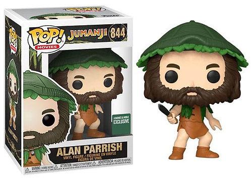 Alan Parrish #844 - Jumanji Barnes & Noble Exclusive