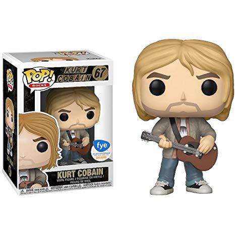 Kurt Cobain #67 - FYE Exclusive