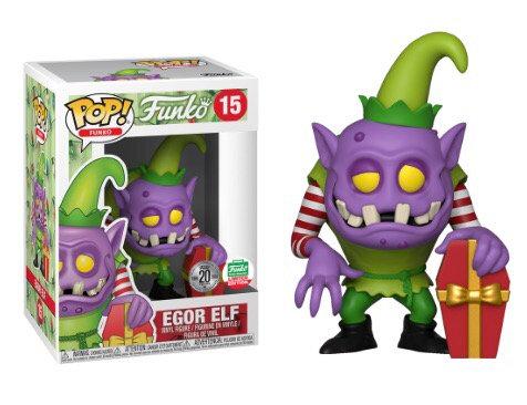 Egor Elf #15 - Funko Shop 12 Days of Christmas Exclusive