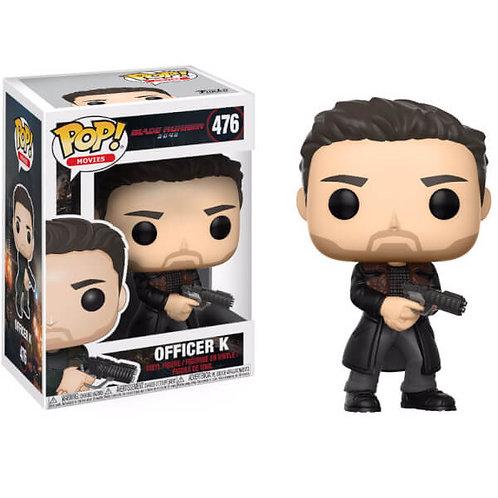 Officer K #476 - Blade Runner