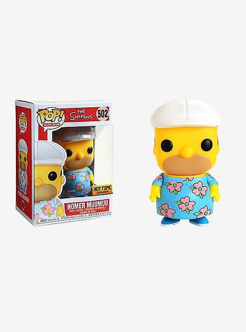 Home MuuMuu #502 - Simpsons Hot Topic Exclusive