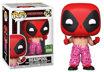 Deadpool #754 - 2021 ECCC Target Exclusive