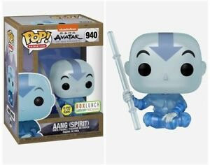 Aang (Spirit) #940 - Avatar Box Lunch Earth Day Exclusive