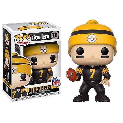 Ben Roethlisberger #76 - Pittsburgh Steelers 7