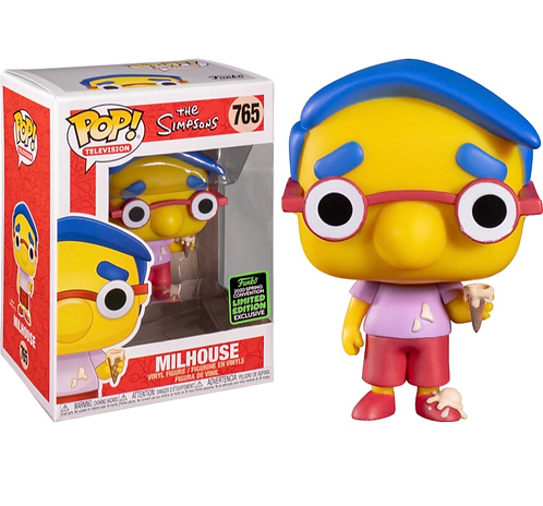 Milhouse #765 - The Simpson's 2020 ECCC Shared Exclusive
