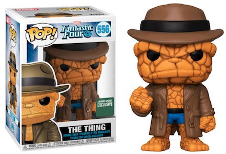 The Thing #556 - Marvel Fantastic Four Barnes & Noble Exclusive