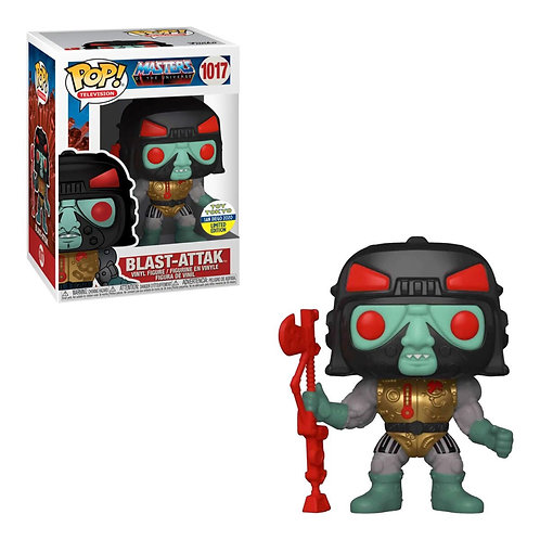 Blast-Attack #1017 - 2020 SDCC Masters of the Universe Toy Tokyo Exclusive