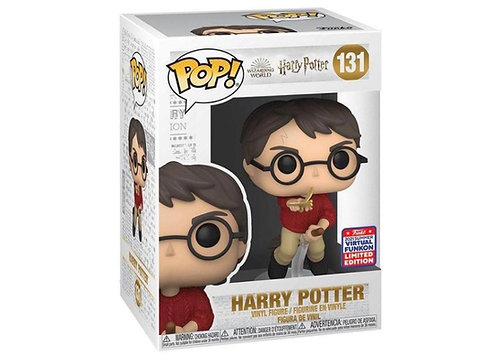 Harry Potter #131 - 2021 Funkon Exclusive (Virtual Sticker)