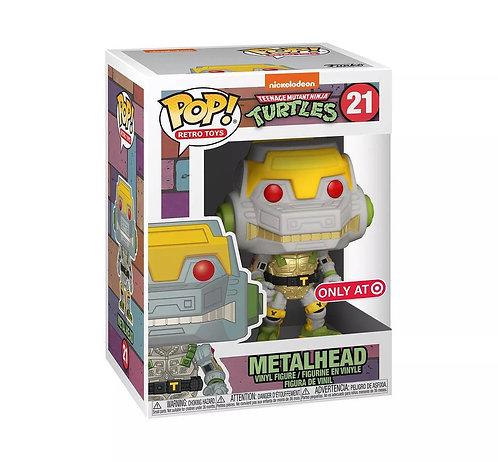 Metalhead #21 - TMNT Target Exclusive