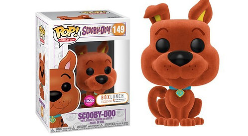 Scooby-doo #149 Flocked Box Lunch Exclusive