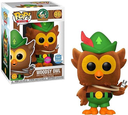 Woodsy Owl #96 - Funko Shop Exclusive