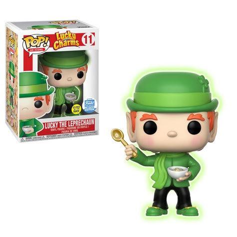 Lucky the Leprechaun #11 - (GITD) Funko Shop Exclusive