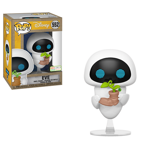 "Eve #552 - Wall-E Box Lunch Exclusive ""Earth Day"""