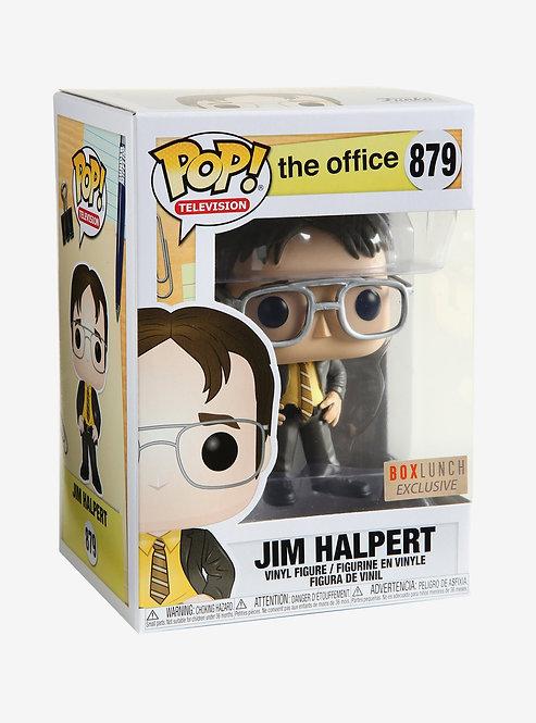 Jim Halpert #879 - The Office Box Lunch Exclusive