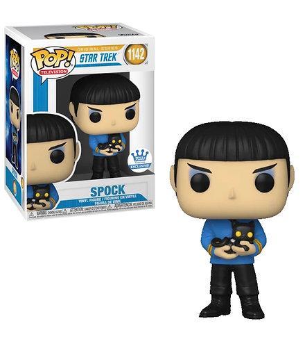 Spock #1142 - Star Trek Funko Shop Exclusive