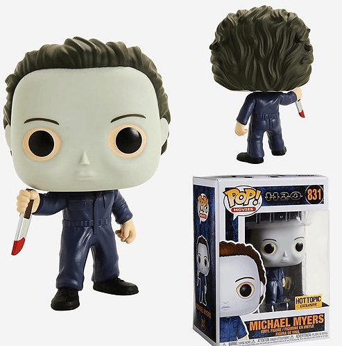 Michael Myers #831 - Halloween H20