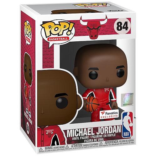 Michael Jordan #84 - NBA Chicago Bulls Fanatics Exclusive