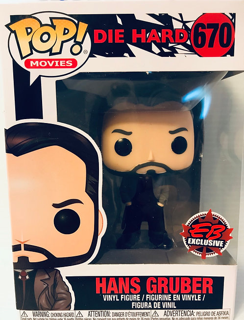 Hans Gruber #670 - Die Hard EB Games Exclusive (Canada)