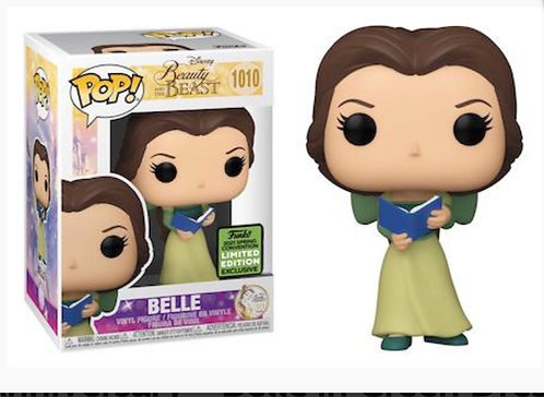 Belle #1010 (Green Dress) - Disney's Beauty & the Beast Box Lunch ECCC Exclusive