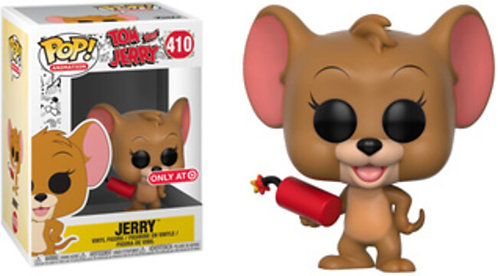 Jerry #410 - Tom & Jerry Target Exclusive